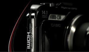 Casio Exilim // Produktfilm